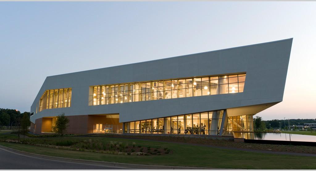 Auburn University At Montgomery Wellness Center Bl