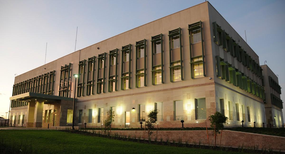 U S Embassy Compound Lusaka Zambia Bl Harbert