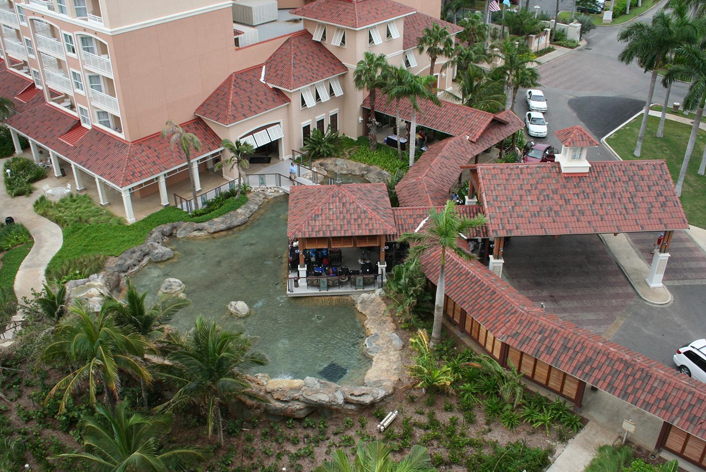 Marriott aruba surf club bl harbert international bl - Marriott aruba surf club 2 bedroom villa ...