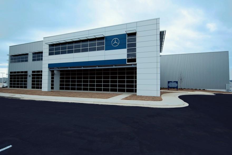 Mercedes Benz Training Center Vance Al