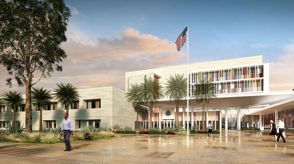 U S Embassy In N Djamena Chad To Be Constructed By 2016