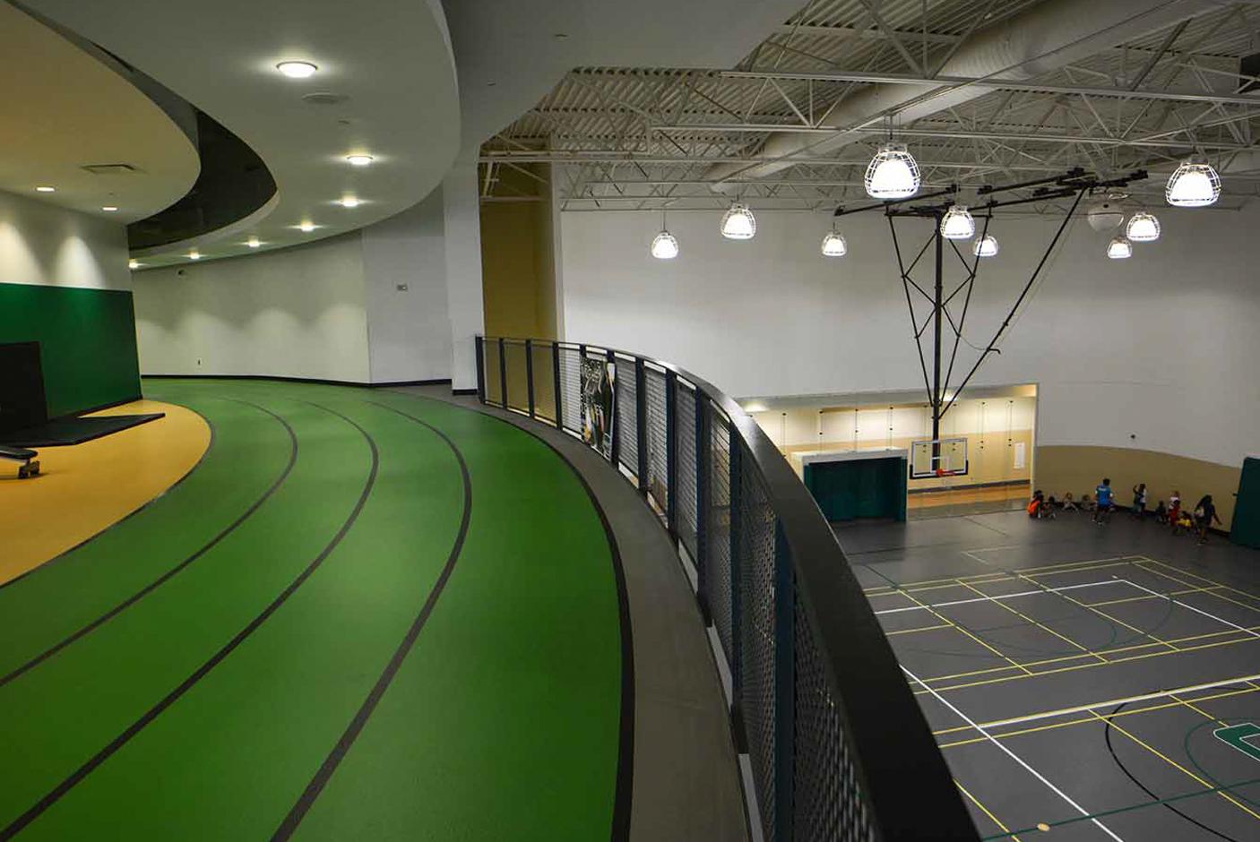 University Of Alabama At Birmingham Recreation Center Bl