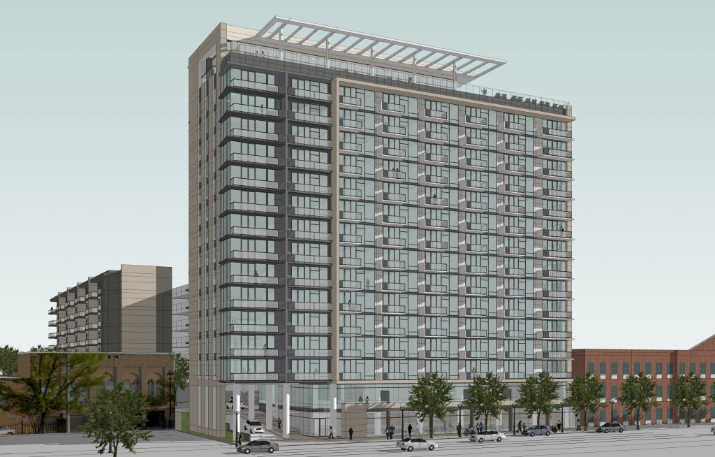Vesta Apartment Development Bl Harbert International
