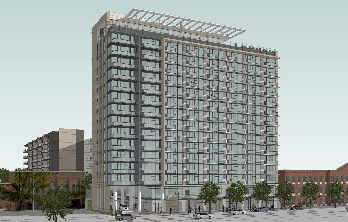 Vesta Apartment Development