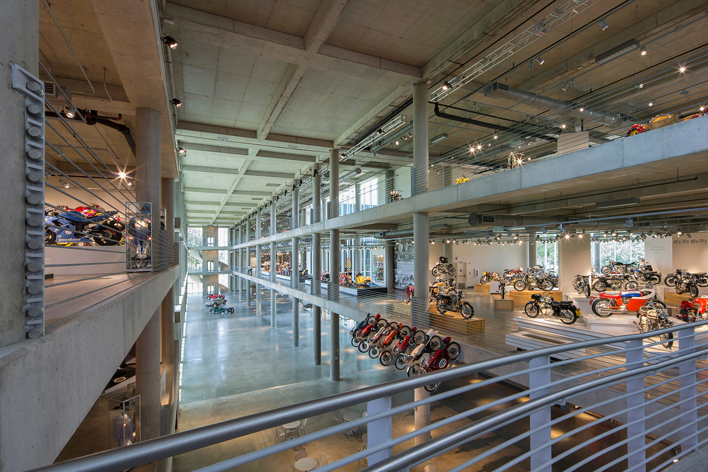 Barber Motorcycle Museum >> Barber Motorsports Museum Expansion | BL Harbert
