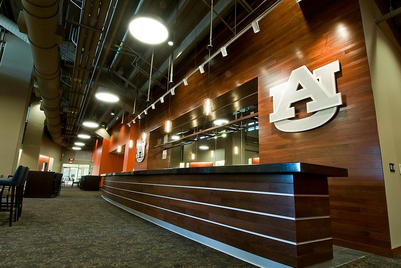 Auburn University Basketball Arena Bl Harbert